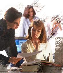 Программа для автоматизации работы кадрового агентства.